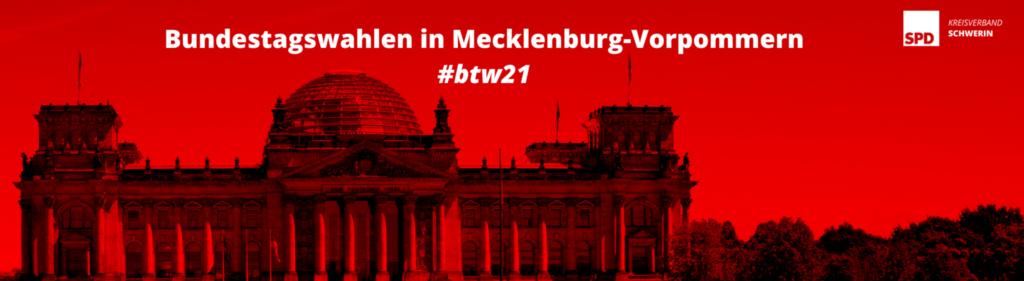 Banner Bundestagswahl 21