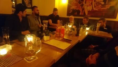 Sitzung des Ortsvereins Paulsstadt