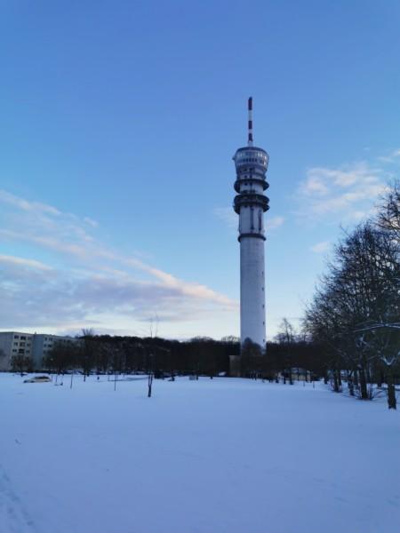 Fernsehturm Schwerin (hochkant)