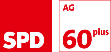 Logo SPD AG 60 plus