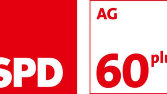 Logo SPD AG 60 plus