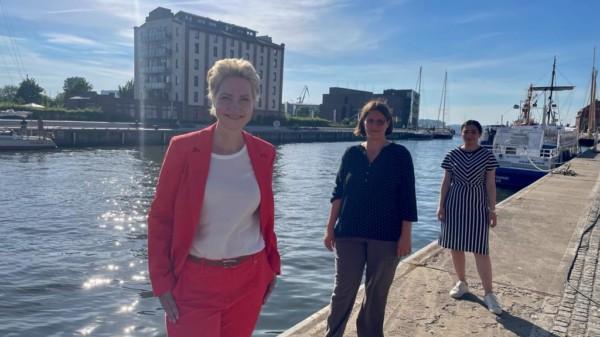 Starke Frauen für Schwerin