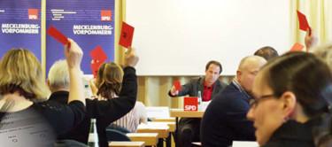 Bild von der Kreisvollversammlung