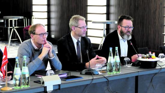 Fraktionsklausur in Rostock